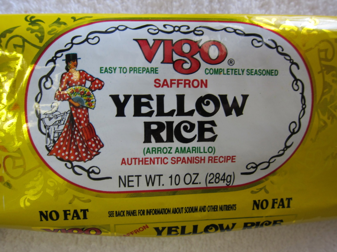 How much cheaper could this package be than simply brown rice and saffron? It is chock full of artificial colorings and additives like MSG…I give this package a time-out. Yup, that's right I will be rating food items with either a gold star or a time-out to illustrate weather they meet Lunch Lady Laura's standards for healthy happy kids.