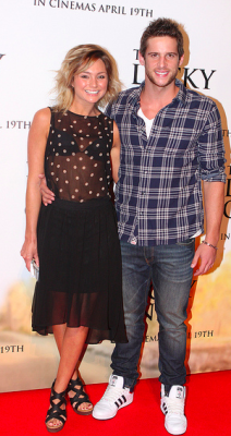 'THE LUCKY ONE' WORLD PREMIERE IN SYDNEY - MARNI LITTLE & DAN EWING There were girls screaming and cameras snapping - it was all happening at Bondi Junction's Event Cinemas last night for the World Premiere of 'The Lucky One'. None other than seriously sexy Hollywood hottie Zac Efron was down under to celebrate the release of his latest blockbuster, and guess what… the news just keeps getting better! 'I Am Starstruck' reported live from the premiere's red carpet and we even caught up with the smokin' Zefron for a chat! Check out our red carpet interview with Zac Efron, Scott Hicks, Lincoln Lewis & Rhiannon Fish HERE: http://www.youtube.com/watch?v=u2va6flaRFM&feature=youtu.be Image Source: Eva Rinaldi Photography