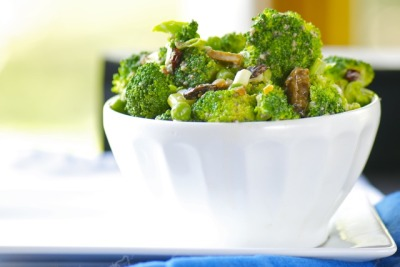 Vegan Broccoli Salad     (click image for recipe)