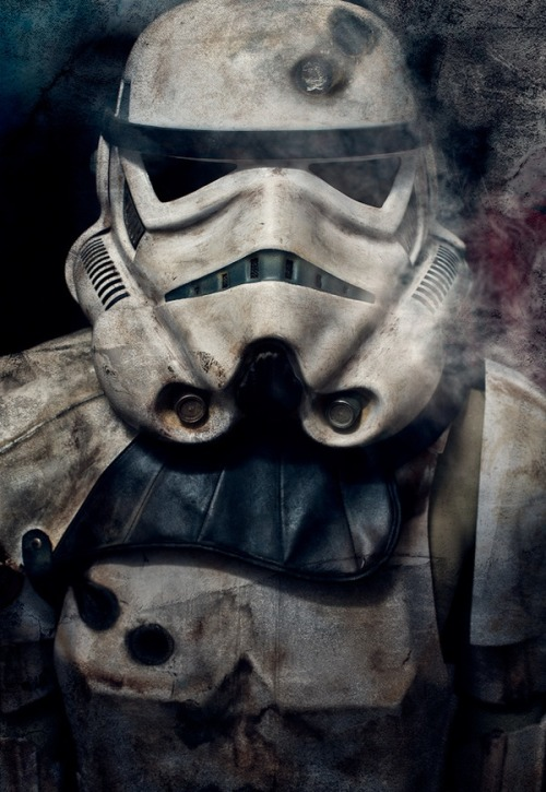 Storm Trooper Art