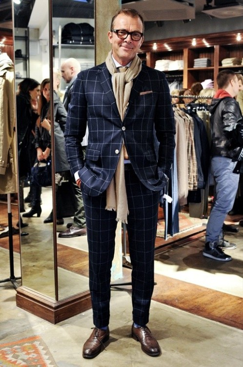 dg6group:  Gents Town Lists The TOP100 Most Well-dressed Men In The World. Part 16 - Lalle Johnson - Sweden