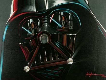 Cool Stuff: Christian Waggoner's Star Wars Paintings | /Film