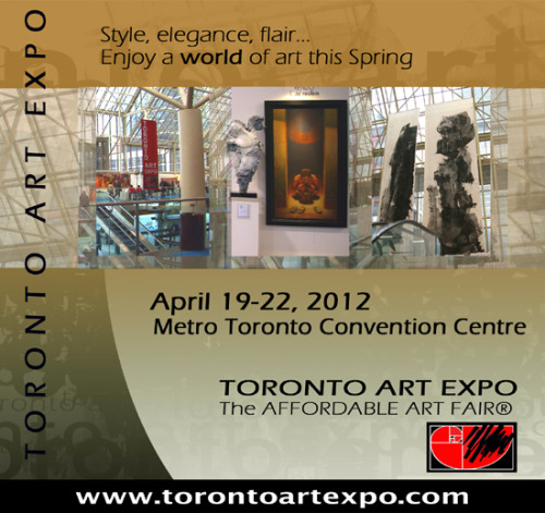 "Hey everyone! I'm going to be showing my work at the Toronto Art Expo which starts next Thursday and runs until Sunday (April 19-22) at the Metro Toronto Convention Centre. Hope to see you there! Ps, for those of you who would like to get on my mailing list for the minuscule amount of e-mails I send out a year to inform you about upcoming events, etc, send an e-mail to info@tarakrebs.com with the subject title ""mailing list."""