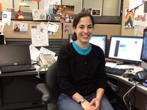 nprfreshair:  This headline is hilarious: Meet the most popular woman at NPR's Fresh Air (and its not Terry Gross.)   But actually.