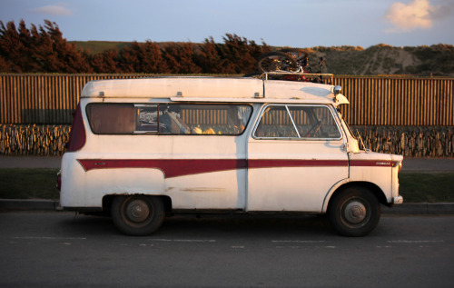 poler:  van-life:  Model: Bedford 'Dormobile' Year Unknown Location: Devon UK Photo: Calum Creasey  www.Stokedeversince.com  Best one yet!