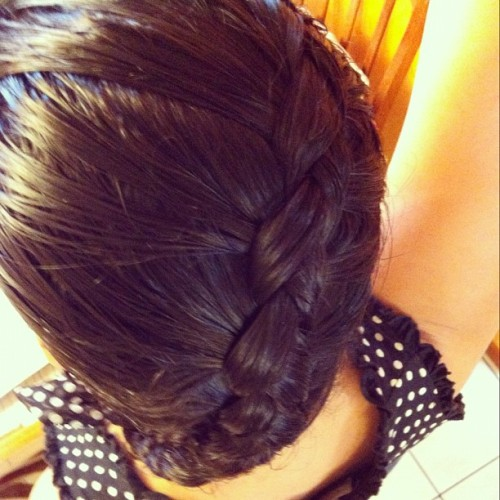 Braid  (Taken with instagram)