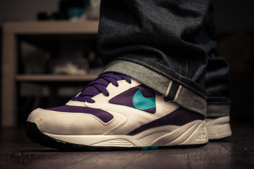 "Nike Air Icarus Extra ""Hornets"" on Flickr."