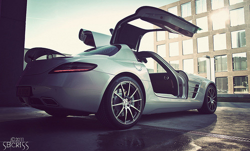 automotivated:  Doors Up (by SBCriss95)