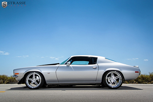 automotivated:  Strasse Forged '72 Camaro (by Raymond N)