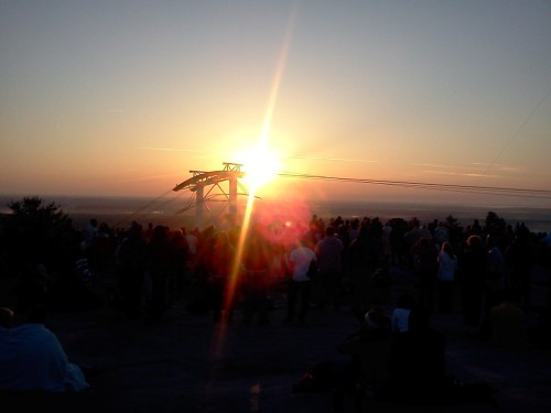 Easter Sunrise Service at Stone Mountain! Amazing!