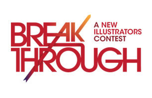 !Breakthrough Contest 2012 Open to Submissions this April 11th! This week (starting April 11th) we are launching our second annual Breakthrough Contest. After the incredible success last year, we are happy to once again help out talented, young illustrators launch their careers. Just take a look at the talented artists who submitted last year, who we were happy to feature in several blogs (Runners Up and Staff Picks).  See the full story here.