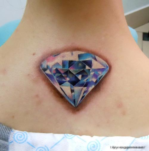 Diamond tattoo on tumblr for Diamond tattoo on finger