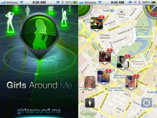 "This creepy app isn't just stalking women without their knowledge, it's a wake-up call about privacy. After Cult of Mac covered ""Girls Around Me,"" an app which displayed data about females in the near vicinity using Facebook and Foursquare data, both companies stopped letting the app use their APIs. Still, the article is a great reminder that it's up to each and every one of us to think about what we're choosing to share and how the data can be used. Cult of Mac followed up with a simple guide on how to cut off apps from tracking you without your knowledge."