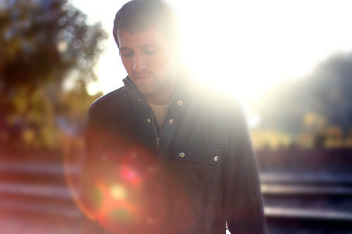 Andrew Dost by Sam Link on Flickr. Happy Birthday, big guy!
