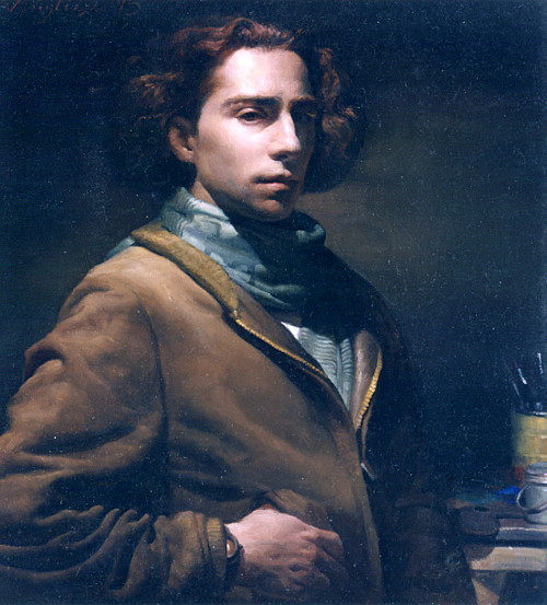 Christopher Pugliese, Self-Portrait