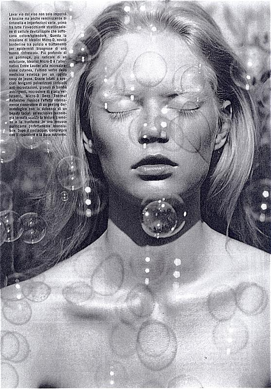 "stopdropandvogue:  ""Bubble Time"" by Koto Bolofo 2007"