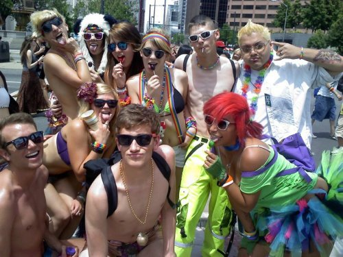 Denver Pride Fest!! 2011 One of my FAVORITE events ever <3