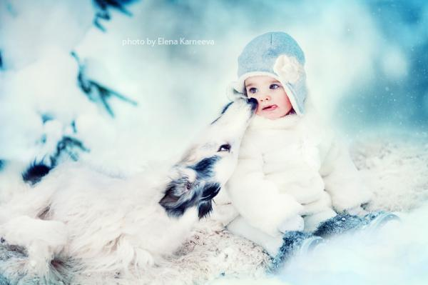 Love this series of photos by children's photographer Elena Karneeva!