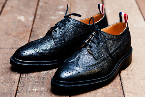 Thom Browne. Too bad I can safely assume that they cost at least $900.
