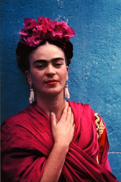 my favorite picture of frida  please give me all the strength i need