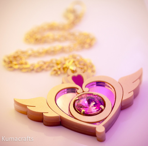 sailormoonoutfits:  kumacrafts:  Crisis Moon Compact Necklaces! Coming to the shop on Friday April 13th @ 6pm EST!  In the center is a beautiful 12mm swarovski rivoli cut stone. These stones are super sparkly and pretty!  These will be $30 + S&H ($3 US/Canada, $5.50 Everywhere else). I have about 50 of these necklaces made, once they sell out I will put up pre-orders. These will be offered on a first come first serve basis only! No exceptions. Please do not ask me to hold one for you, or to sell it to you earlier.  To maintain organization and my sanity I need to offer them on a first come first serve basis only! ♥  THERE ARE NO WORDS.  WOW. Just wow. This is absolutely perfect.