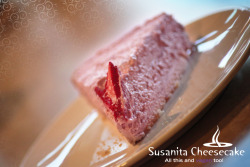 Vegan Raw Strawberry Cheesecake   …a tart with a lot of personality ;)