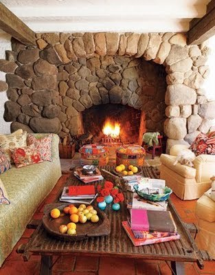 oh so lovely rustic!
