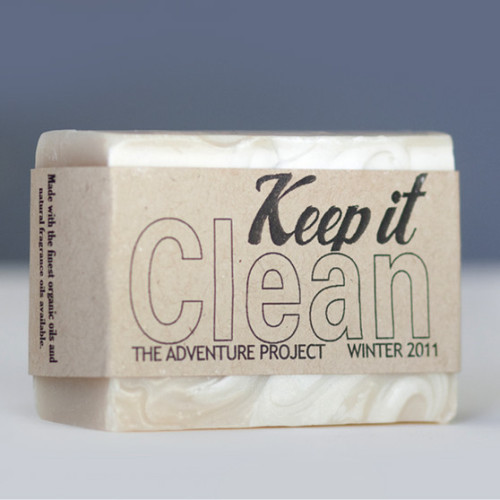 Here's a fresh way to give: for every vanilla-almond scented bar of soap you purchase, a portion of the proceeds will go towards hiring and training a local leader in rural India to become a well mechanic, who will then go on to maintain 50 wells and provide clean water to over 5,000 people.  All from a bar of soap.  So pick up yours today. Do good and smell good all in one shot.  Oh, and did we mention that all soaps are organic and vegan? So many wins for just $20.  Learn more about sustainable access to clean water at www.theadventureproject.org.