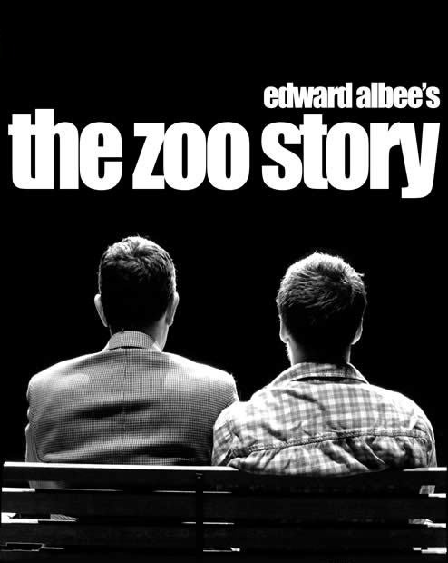 Edward Albee's first play: The Zoo Story.The play starts with two men meeting on a park bench. By the end, one man is dead. Brutal. Brilliant.