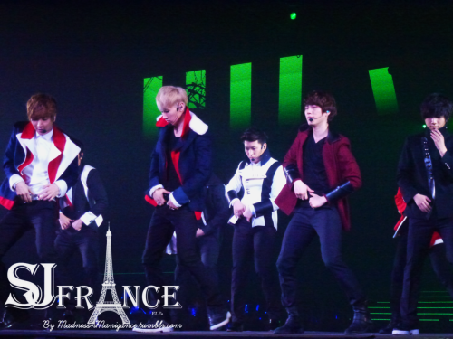 SUPER JUNIOR@SS4INPARIS DON'T REMOVE THE COPYRIGHT !