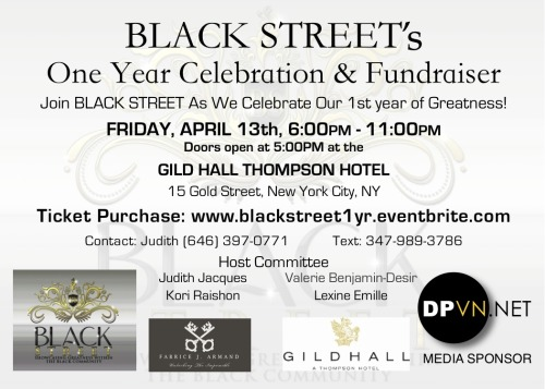 Catch us live this friday annnnd support a good cause… http://www.blackstreet1yr.eventbrite.com