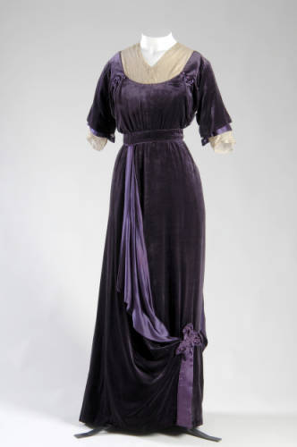Afternoon Dress Jeanne Paquin, 1910 The Chicago History Museum