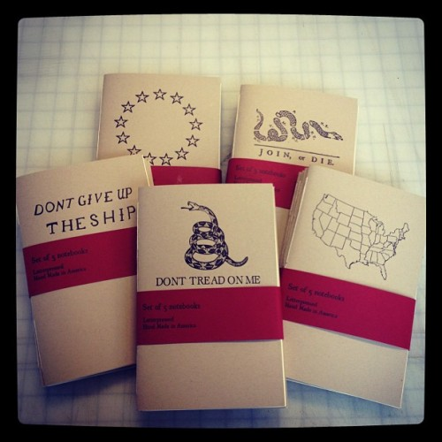 Cool Note Books From : restlessheartedchild restlessheartedchild:  So i've been working on handmade notebooks….