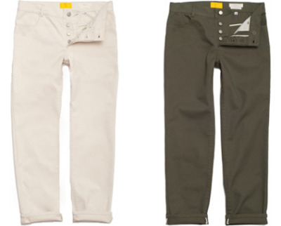 Baron Wells Village Slim Pants.