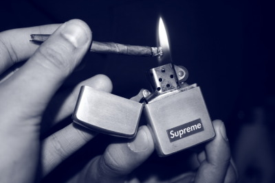 Supreme lighter