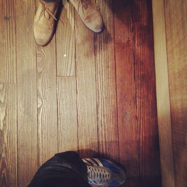 @barbarabestor. These are the floors we want.  (Taken with Instagram at Saturdays Surf NYC)