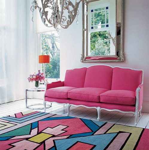 I would love a rug like this. I'm sorry, dude-who-will-spend-time-in-my-next-apartment.