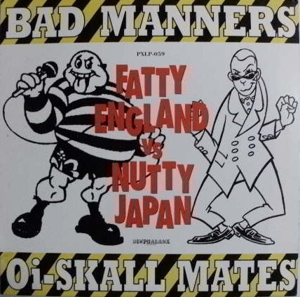 FATTY ENGLAND VS NUTTY JAPAN
