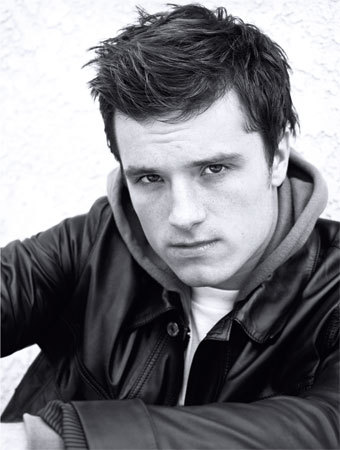 JOSH HUTCHERSON IS @InStyle's MAN of STYLE for the April Issue…