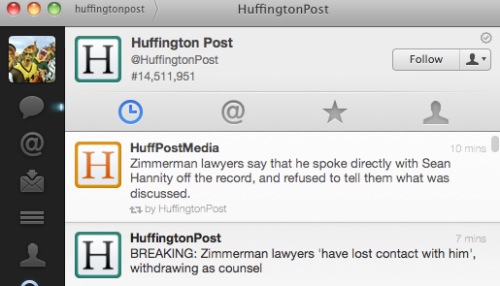 "Crazy! The legal counsel of George Zimmerman announcing that they ""have lost contact"" with him, and are withdrawing from involvement in the case. Manhunt? This story continues to unfold in a peculiar fashion. Justice is next in line. NUTS!!!"