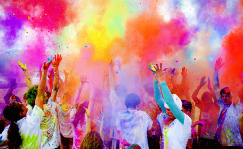 SoCal Color Run is this weekend!  Is anyone going?
