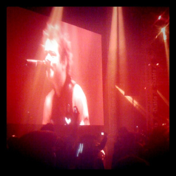Deryck Whibley (Taken with instagram)