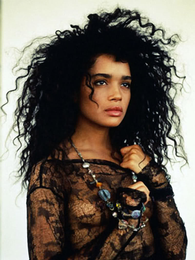 thenastygal:  role model: lisa bonet