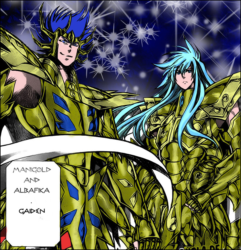 [Download] Manga: Saint Seiya - Lost Canvas Gaiden -volume 4 [Manigold] 28 - Cara-Coroa 29 - Nero 30 - Santos Negros 31 - Baleia Negra 32 - Corvo Negro 33 - Cão de Caça Negro 34 - A fortaleza de Almas 35 - Altar Negro 36 - Sentimentos de Mestre e Aluno Download AQUI