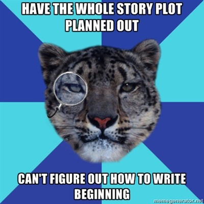 fyeahwriterleopard:  (Submitted by princepear)  EVERY. TIME.