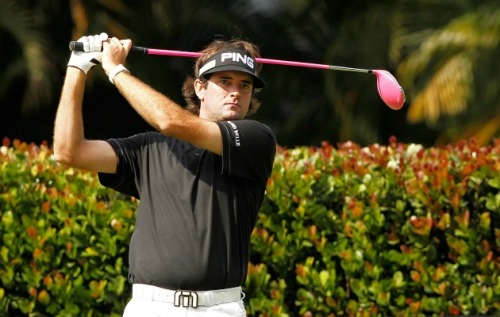 cbssports:  Re-blog this post if you want a pink driver like Bubba Watson's. (You're in luck.)