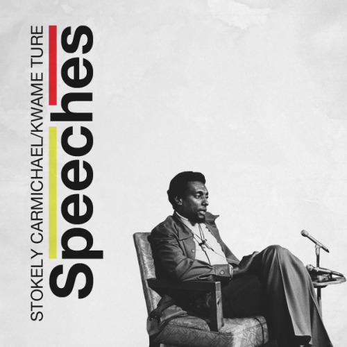 "Kwame Ture/Stokely Carmichael Speeches This gem includes Ture's Black Power Speech given in 1966 UC Berkley, which he calls 'the white intellectual ghetto of the West'. Nearing the middle, Ture asks what I think remains a salient question, (depending on your humanist/anti-/post-humanist leanings): ""How can we begin, to build institutions that will allow people to relate with each other as human beings?"" adding ""this country has never done that"".  I listened to these speeches in March, thinking about Trayvon Martin's murder, and about the fact that law - no matter how many civil rights bills are passed or how many lawsuits are brought before the courts - does not equal justice. So that while Zimmerman might have been charged, the understanding of blackness as suspicious, criminal, as of less value than property (your microwave, your laptop) is endemic. How can we approach/embrace the justice for which we've been crying out? Part of it at least seems to me to rest in this assertion:  The question then is how can white people move to start making the major institutions that they have in this country function the way it is supposed to function. That is the real question. And can white people move inside their own communities to start tearing down racism where in fact it does exist, where it does exist … It is white people who make sure we live in the ghettoes of this country, it is white institutions that do that. They must change. In order for America to really live on a basic principle of human relationships, a new society must be born, racism must die and the economic exploitation by this country of non-white people around the world must also die, must also die.  And let's not get Atticus Finch about it, this stuff is not heroic: it is not heroic for white people to do anti-racism work in daily life and concertedly in institutions and communities. It's a basic requirement if you believe in justice and democracy and freedom and all those other wonderful abstracts, to do that work without self-congratulation. I love Ture's thoughts on this because he makes clear that the alternative is not 'neutrality' but hypocrisy. Like Toni Morrison says, 'if you can only be tall because somebody's on their knees then you have a serious problem. White people have a very very serious problem, and they should start thinking about what they can do about it' [via noire1968: This just made my day.]"