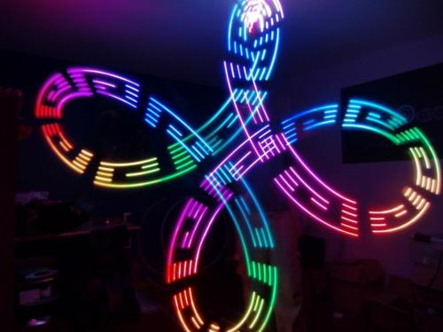 little-black-diamond:  dudehoops:  Hoop Daddy's new experimental tribal Poi.  Not on the market yet… but GOD DAMN THOSE ARE SEXY!!!  Yeah. That's actually super rad.