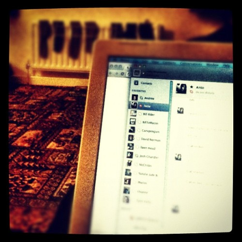 #Apple #Mac #MacBook #iphoneonly #iphone #iphoneography #instagramers #igers  (Taken with instagram)