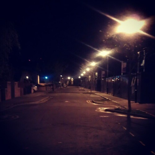#hackney (Taken with instagram)